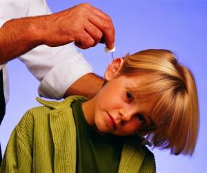 Лечение ушей